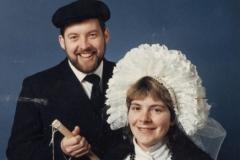 Boere 1988 Andre en Wil Sijberts-Hendrickx