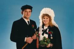 Boere 1989 Hans en Leen van Aerssen-Huibers