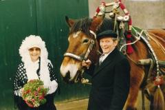 Boere 1991 Gert en Wigta Groenen