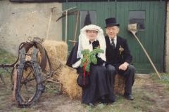 Boere 1992 Truus Brokke en Jeu van Asten