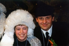 Boere 1995 Bertie en Twan Krebbers