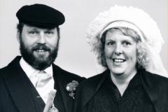 Boere 1996 Bert en Marion Hendriks