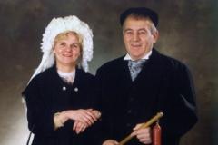 Boere 2000 Mientje en Hay Hagens
