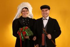 Boere 2010 Andre en Marie-Christine Cornelissen