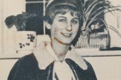 Jeugdprins 1966 Riet Linders