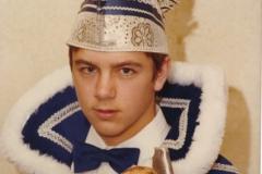 Jeugdprins 1982 John Driessen