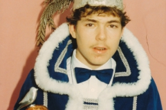 Jeugdprins 1987 Vico Baltissen