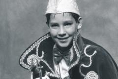 Jeugdprins 1999 Rob Stevens
