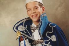 Jeugdprins 2001 Theo Sijberts