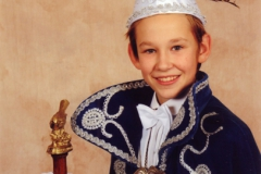 Jeugdprins 2009 Daniel van Soest