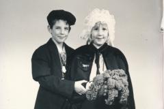 Jeugdboere 1996 Willem Vanmaris en Sanne Hendriks