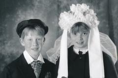Jeugdboere 1997 Jos Deenen en Anouk van Zuijlen