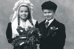 Jeugdboere 1999 Nanda Huibers en Niels Gramsen