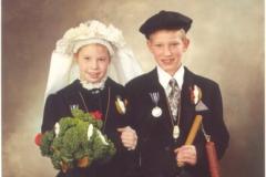 Jeugdboere 2001 Sjuul Berden en Loes Valckx