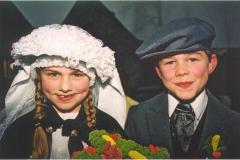 Jeugdboere 2002 Shirley Koppes en Ivo Eickmans