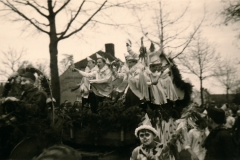 1960 optocht carnaval Prins Fre Thissen 04