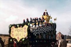 1972 Carnaval Ben Lenssen