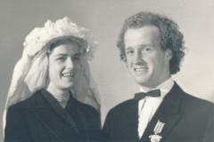 Boere 1978 Piet Roosen en Marian Eickmans
