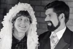 Boere 1982 Herman en Agnes Rothoff