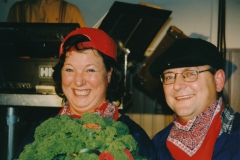 Boere 1997 Sjaak en Gerdien Janssen-Jans