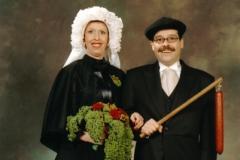 Boere 2004 Elian en Jan Huibers