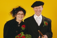 Boere 2007 Ria en Sjaak Lenssen