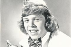 Jeugdprins 1977 Huub Hebben