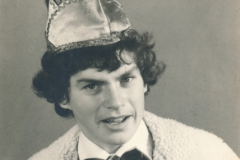 Jeugdprins 1978 Wilbert Vane