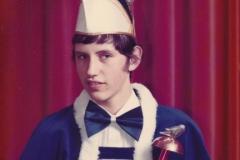 Jeugdprins 1979 Frank Coppers