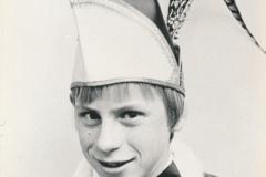 Jeugdprins 1980 John Peters
