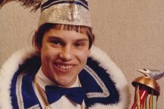 Jeugdprins 1983 Alexander Huijs