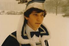 Jeugdprins 1985 Henk Reiniers