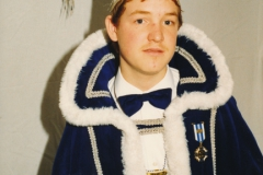 Jeugdprins 1988 Vincent Peeters