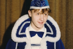 Jeugdprins 1989 Harm Laemers