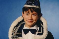 Jeugdprins 1992 Thomas Lenzen