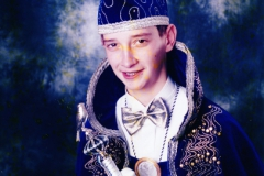 Jeugdprins 1997 Edwin Roosen