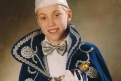 Jeugdprins 2000 Jordy Peters