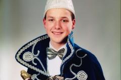 Jeugdprins 2002 Jaap Janssen