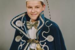 Jeugdprins 2003 Michel Chlod