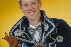 Jeugdprins 2004 Jos Deenen