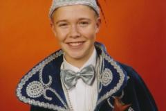 Jeugdprins 2006 Stijn Gramsen