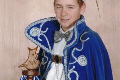 Jeugdprins 2007 Jerry Driessen