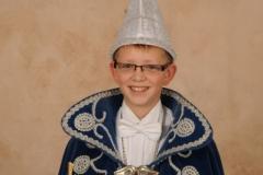 Jeugdprins 2010 Coen van Elsen