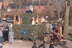 1960-1992 Batjakkers Prinsewage 1960 naogebouwd