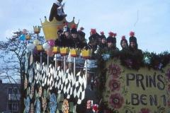 1972 Prins Ben nr 3