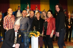 2012-2013 Jeugdbestuur C.V. de Maasjoerts