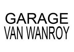 Garage van Wanroy